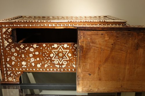 Furniture  - Writing Table, Syria or Ottoman Empire