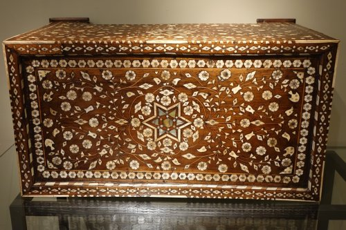Writing Table, Syria or Ottoman Empire -