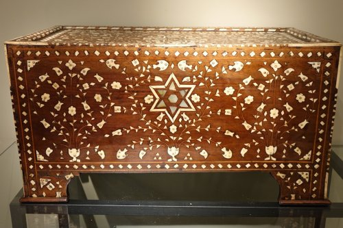 18th century - Writing Table, Syria or Ottoman Empire
