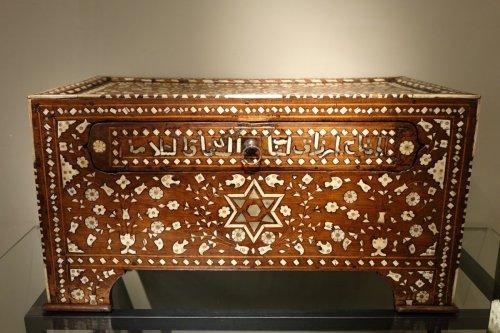 Louis XV - Writing Table, Syria or Ottoman Empire