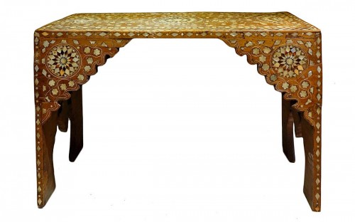19th Century Writing table,Syria, Ottoman Empire