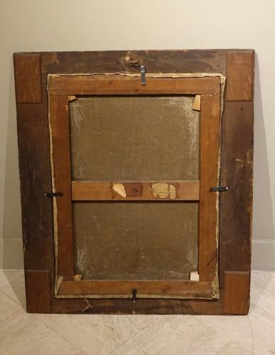 Art nouveau - Letter to Colombina Signed A. de GOUVEIA 1876-1941, Oil on Canvas