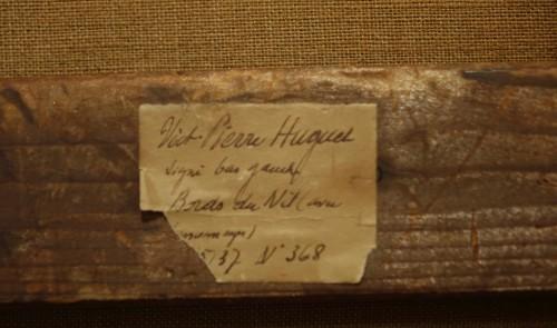 Antiquités - Edges of the Nile - Victor Hughet (1835-1902)