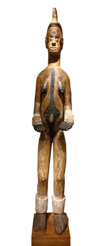 An Important African statue,Igbo Nigéria , Circa 1930