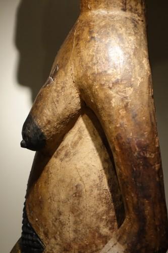 Art Déco - An Important African statue,Igbo Nigéria , Circa 1930