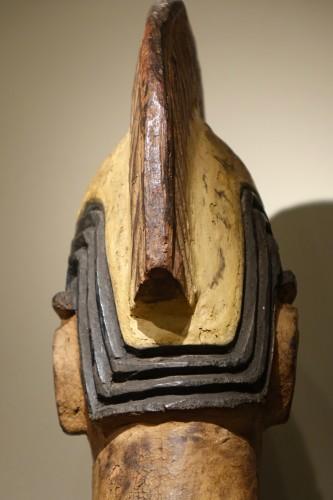 Antiquités - An Important African statue,Igbo Nigéria , Circa 1930