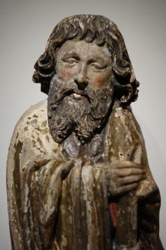St James the Minor, Burgundy 15th c. - Sculpture Style Renaissance