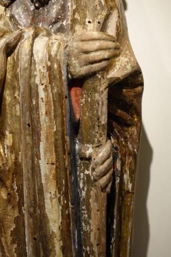 Sculpture  - St James the Minor, Burgundy 15th c.