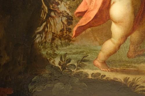 The Childhood of Bacchus -  17th Century Flemish  - Louis XIV