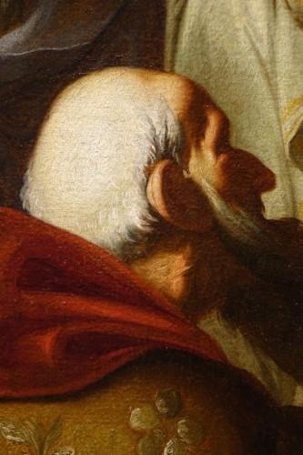 18th century - Adoration of the three wise men,Domenico ZORZI( 1729-1792),circa 1760