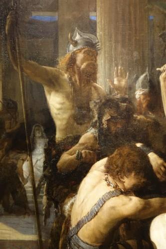 Antiquités - An episode in the history of the Gauls - G.Moreau de Tours,1877