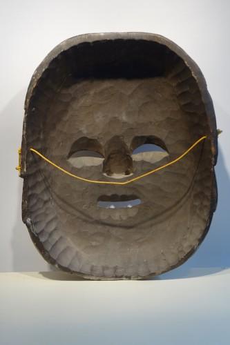 Large theatre mask maker's sign, Japan, circa 1930. - Art Déco