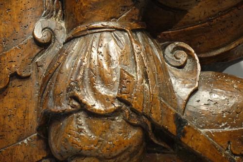 Renaissance - Saint Martin sharing his coat,south of France, 16th c.
