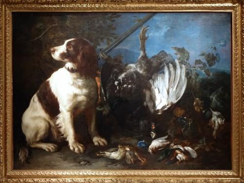 Frans Werner von TAMM (1658-1724)