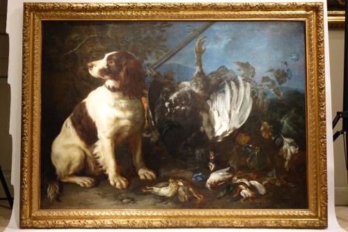 Frans Werner von TAMM (1658-1724) - Paintings & Drawings Style Louis XIV