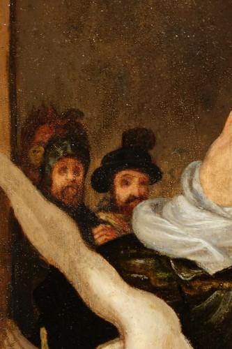 Martyr of an unidentified saint - Italian School circa 1580 -