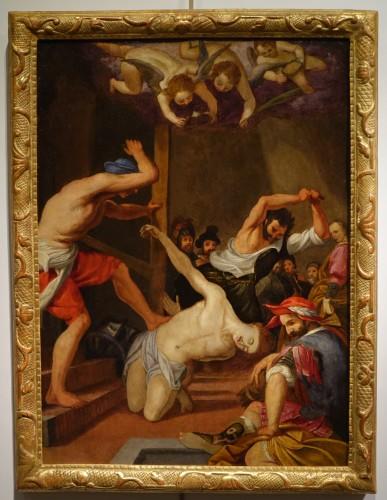 Antiquités - Martyr of an unidentified saint - Italian School circa 1580