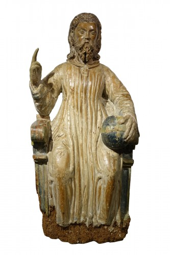 Christ in Glory or Majesty end of the 15th century