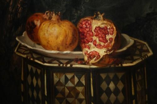 Paintings & Drawings  - The beautiful Andalusian - Paul SAINT-JEAN (1842-1875)