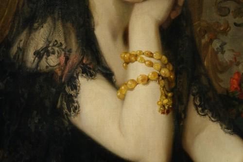 The beautiful Andalusian - Paul SAINT-JEAN (1842-1875) - Napoléon III