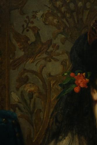 Napoléon III - The beautiful Andalusian - Paul SAINT-JEAN (1842-1875)