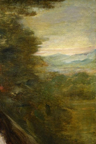 """Ophélia"", oil on canvas, Louis Gustave RICARD (1823-1873) -"