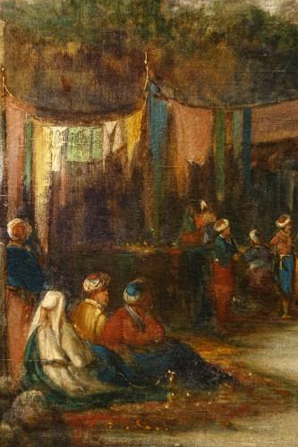 Vue of Cairo-  A.Visconti, circa 1850 - Napoléon III