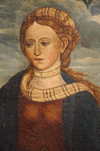 Renaissance - Saint Catherine of Alexandria, Spain, late 15th c.