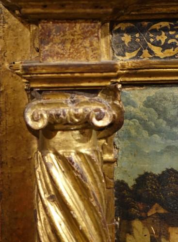 Antiquités - Saint Catherine of Alexandria, Spain, late 15th c.