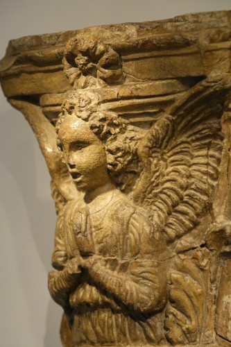 Renaissance - Bust of an Angel praying, terracotta, Italy, 16th c.
