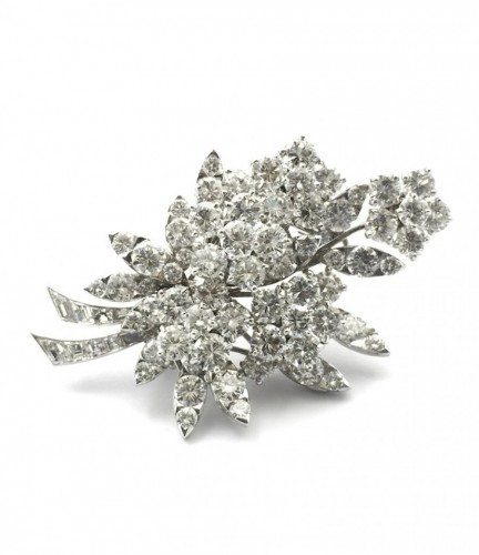 "Van Cleef & Arpels - Broche ""Bouquet"""