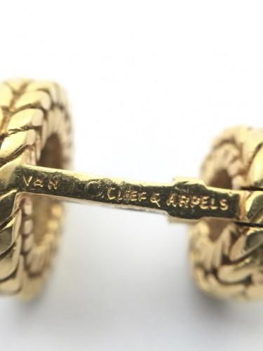 Van Cleef & Arpels - Cufflinks - Antique Jewellery Style