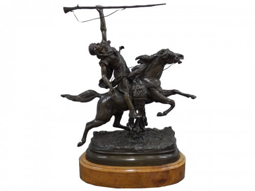 Bronze Fantasia - LECOURTIER (1855-1924)