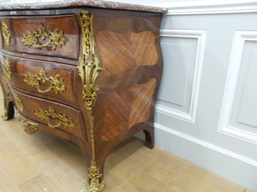 Commode Tombeau d'époque Louis XV - La Jurande