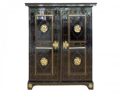 Louis XIV Cabinet in ebony