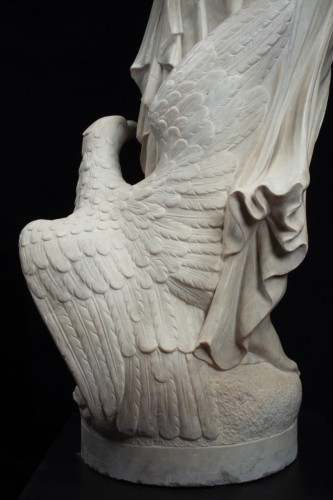 19th century - Bacchant  with eagle