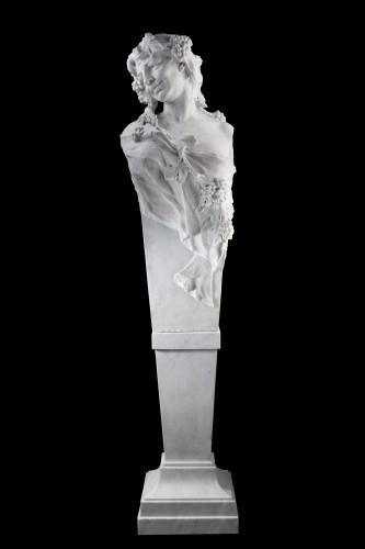 Sculpture  - Faun and Bacchant