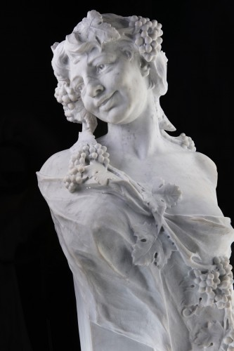19th century - Faun and Bacchant