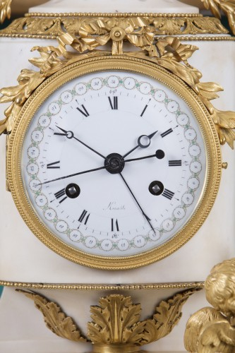 Love Crowned by Graces - Clocks Style Louis XVI