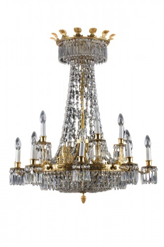 Chandelier 8-light