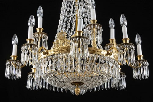Chandelier 8-light -