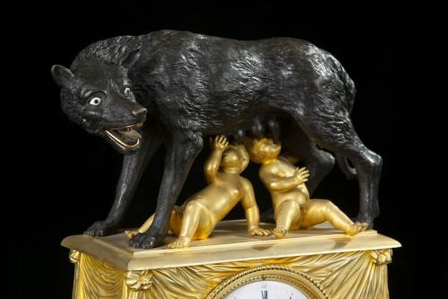 Clocks  - Romulus et Remus