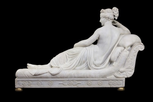 Paolina Borghese - Sculpture Style
