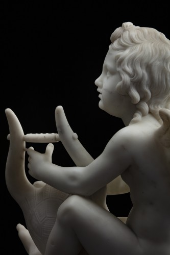 Antiquités - Cupid player