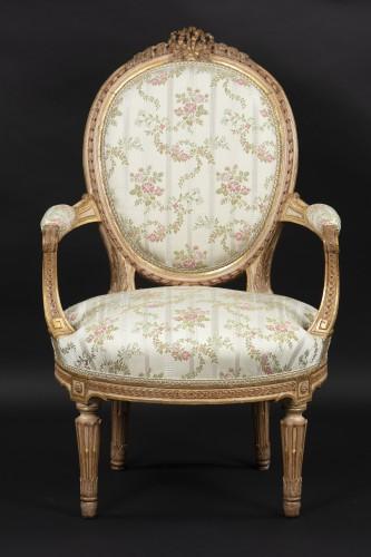 18th century - Sitting room set