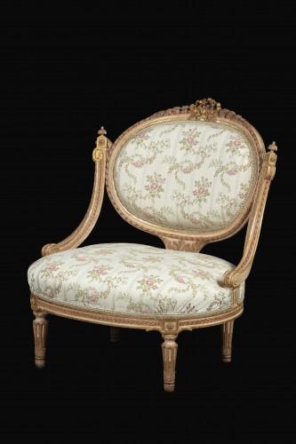 Antiquités - Sitting room set