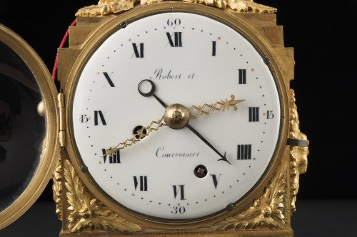 Clocks  - Pendule d'officier 1790