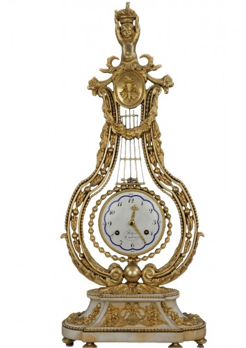 "Lira clock ""Robert & Courvoisier"