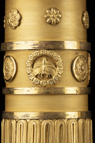 """Antiquités - Candelabra """" á la Victoire"""""""