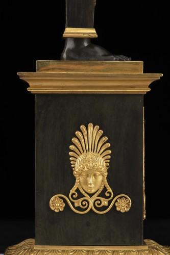 Empire - Empire five-light candelabra